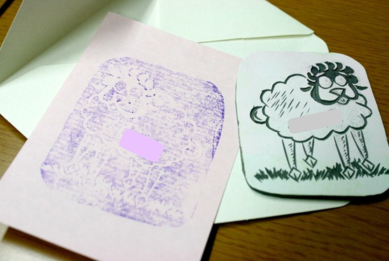 sheepstamp